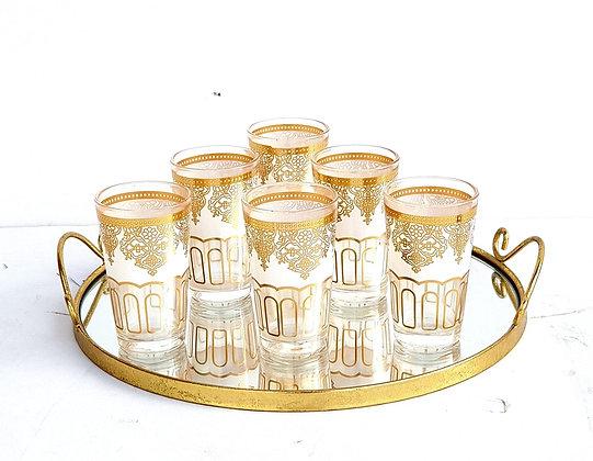 סט כוסות מרוקאיות לרכישה אונליין