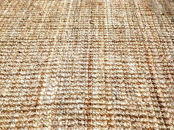 שטיח חבל שזור בצבע טבעי שטיחי חבל שטיחי סלון שטיחי חדר שינה אונליין