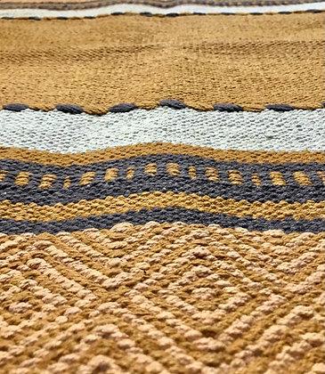 """שטיחים לרכישה אונליין שטיח כתום 60 * 90 ס""""מ"""