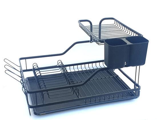 מתקן לייבוש כלים שחור מתקן לייבוש כלים מעוצב מתקן לייבוש כלים לרכישה אונליין