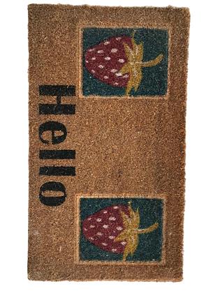 שטיח כניסה לבית לרכישה אונליין שטיח כניסה תותים