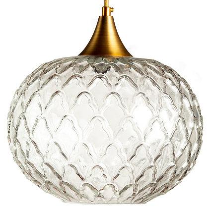 מנורות תלייה לרכישה אונליין מנורות זכוכית עם זהב