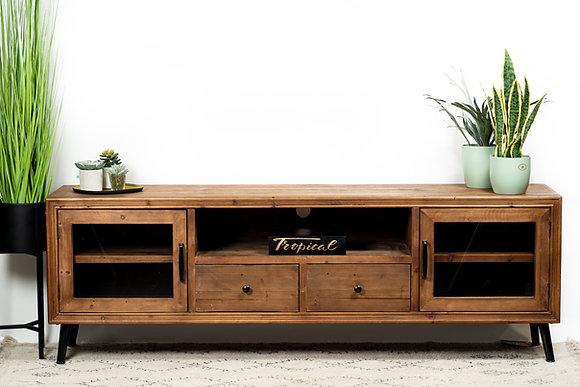 מזנון לסלון מזנון עץ מזנון עם מקום אחסון ריהוט הסלון אונליין