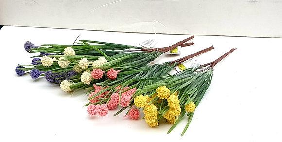 בוקט פרחים פרחים מלאכותיים פרחים צבעוניים