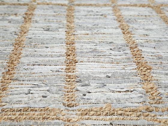 שטיח יוטה עור שטיח חבל ועור שטיחים אונליין