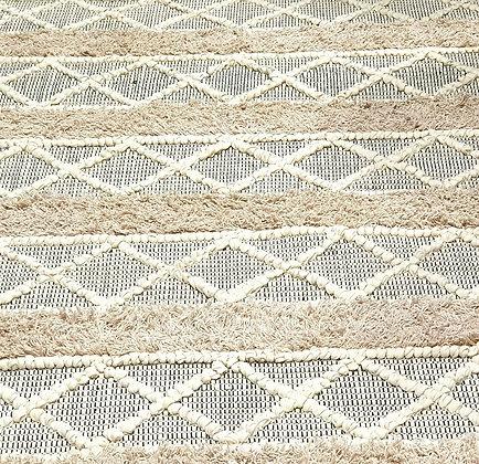 שטיח בוהו שיק שטיח בצבעי ניוד שטיחים אונליין