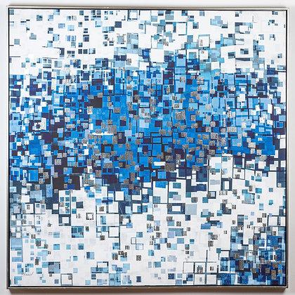 תמונת קוביות כחולות