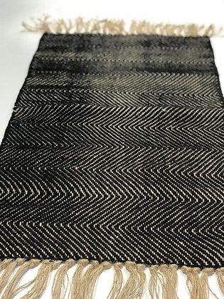 שטיחון 50 * 80 משולב יוטה