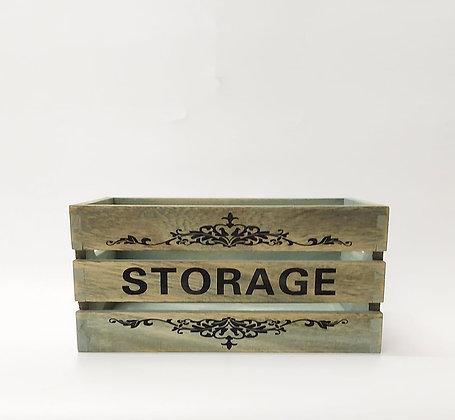 ארגז עץ storage