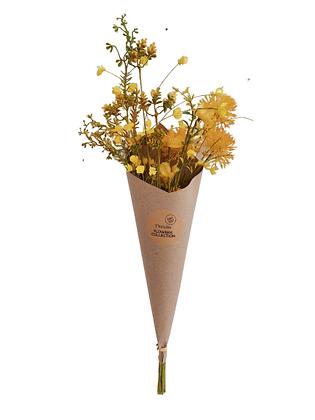 זרים של פרחים מלאכותיים איכותיים לרכישה אונליין