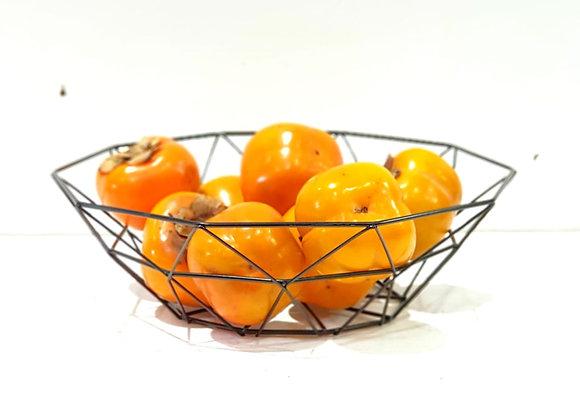 קערת פירות ממתכת