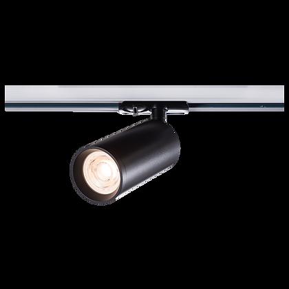 מנורת פס צבירה שחורה מנורת פס עם ספוטים לרכישה אונליין