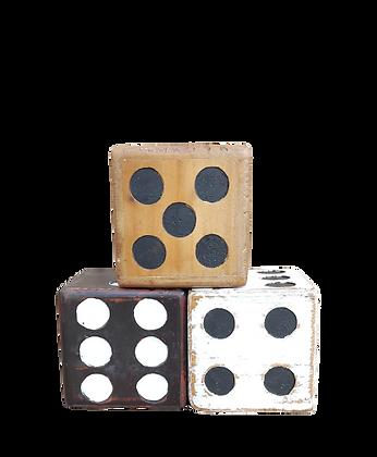 קוביות משחק, קוביות משחק מעץ לנוי, דקורציה לבית, עיצוב חדר ילדים, עיצוב חדר משחקים