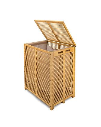 סל כביסה מעץ סל כביסה גדול סל כביסה יציב סל כביסה מעוצב