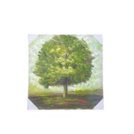 תמונה 70* 70 עץ ירוק