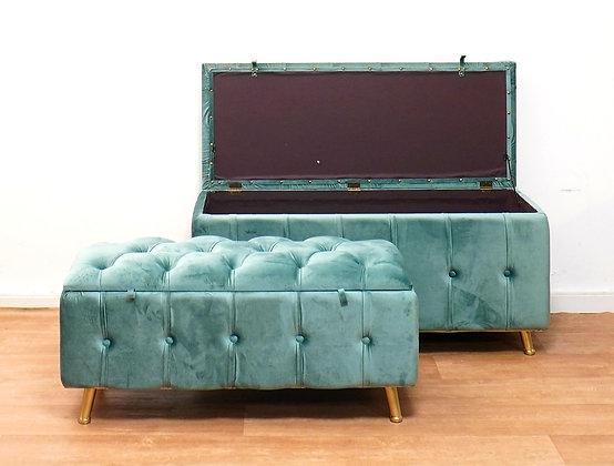ספסל עם אחסון ספסל קטיפה הדום מעוצב ספסלים מעוצבים לחדר שינה ספסלים מעוצבים לכניסת הבית
