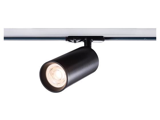 מנורת פס צבירה שחורה