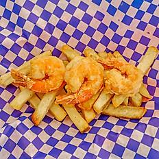 Kids Shrimp & Chips