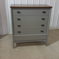 Tall Dresser After