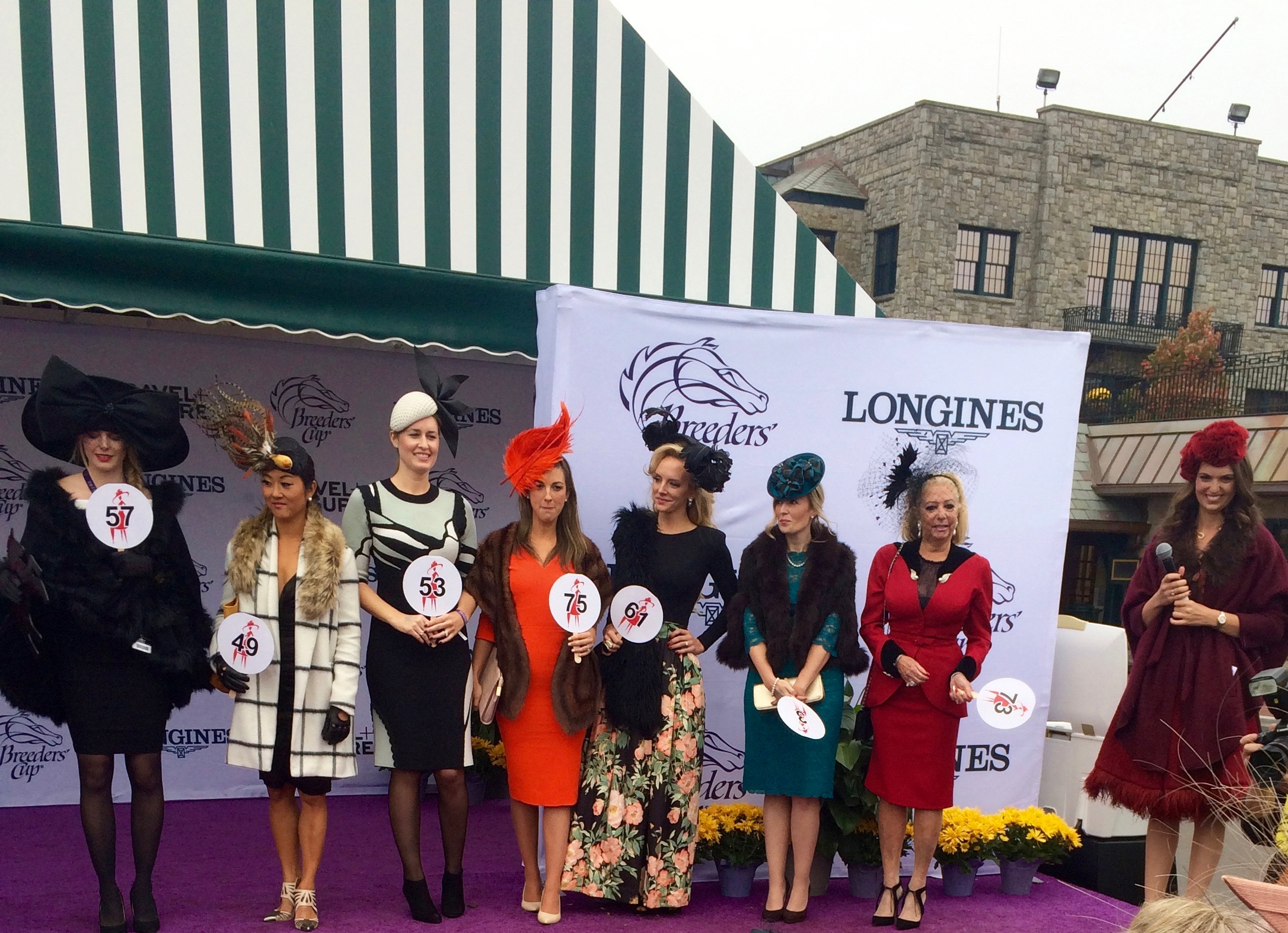 Breeders' Cup- Longines