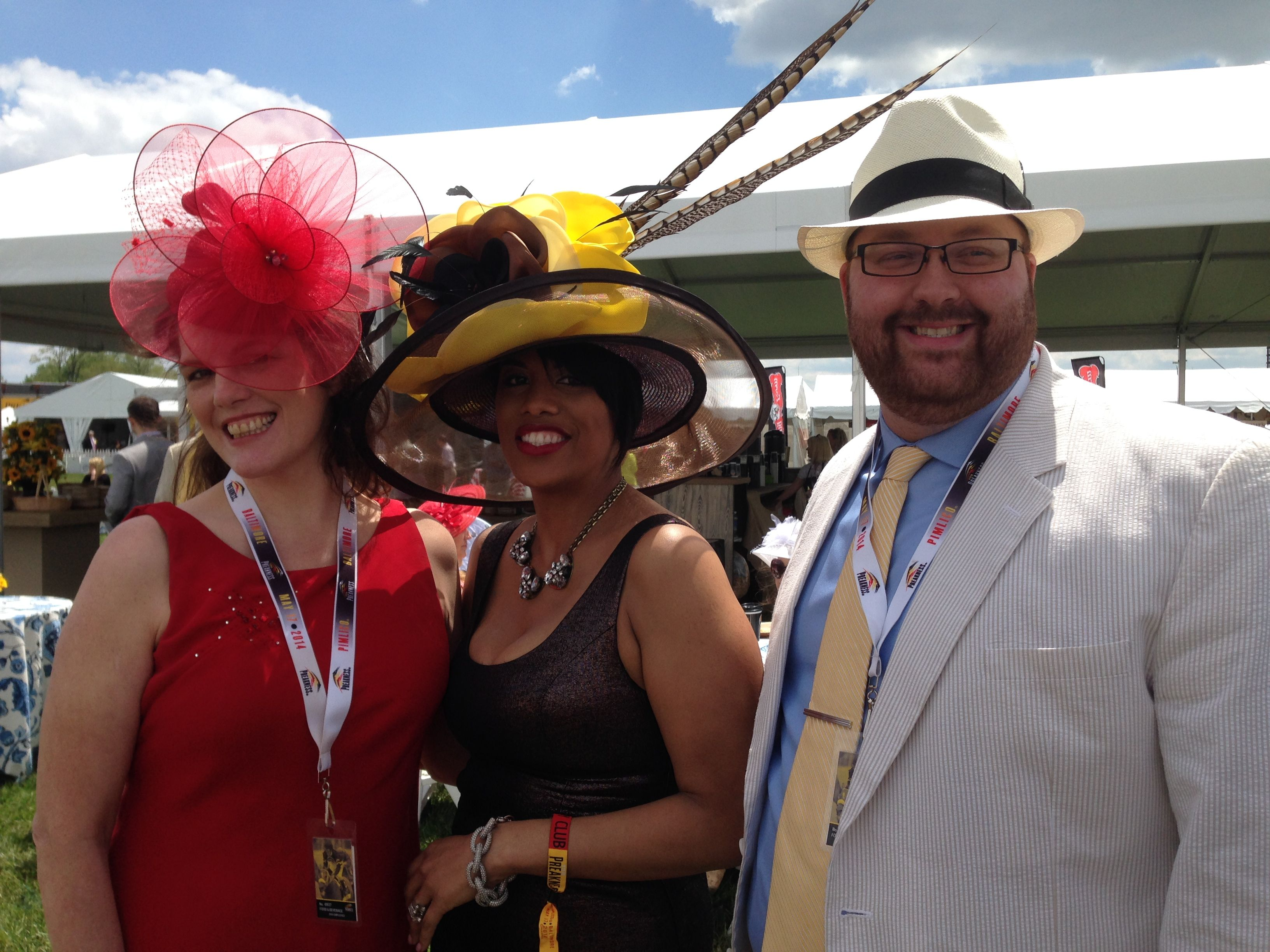 Preakness 15'-Mayor Rawlings-Blake