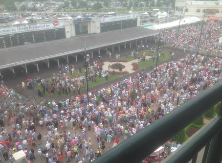 This is my First Kentucky Derby – Help!