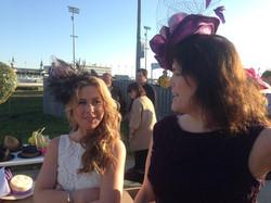 Kentucky Derby- Tara Lipinski-2014