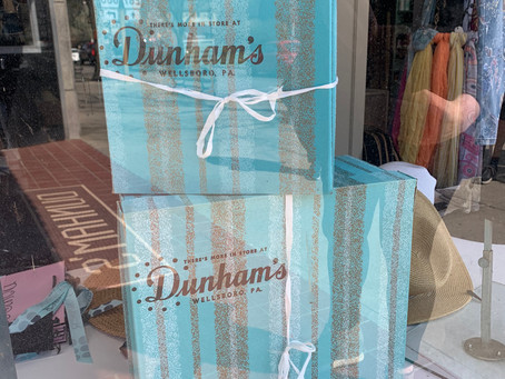 Dunham's Department Store re-opens May, 8th as Tioga County, PA goes from Red to Yellow!