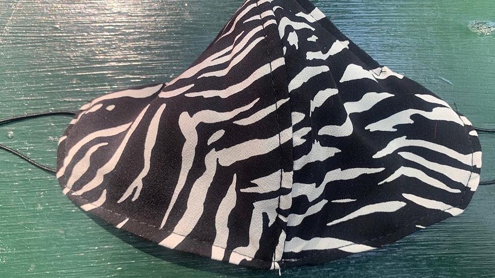 Silk Print Mask