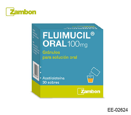 Fluimucil Oral 100mg