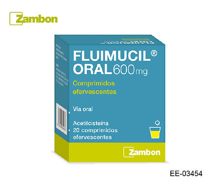Fluimucil Oral 600mg