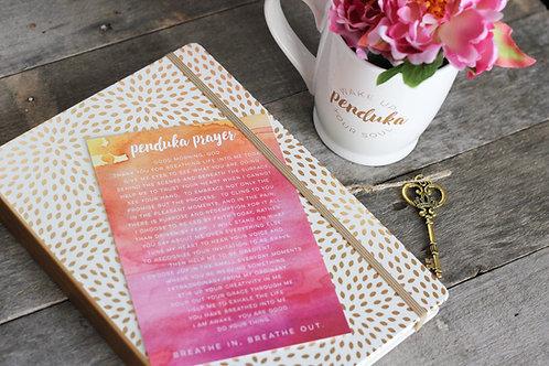 Penduka Prayer Print