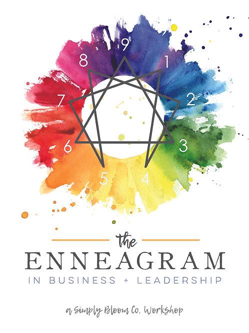 Enneagram Booklet | Life + Leadership