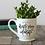 Thumbnail: White 'Simply Bloom' Mug