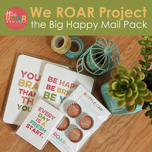 WRP Big Happy Mail Pack