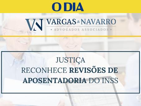 Justiça Reconhece Revisões de Aposentadorias Do INSS