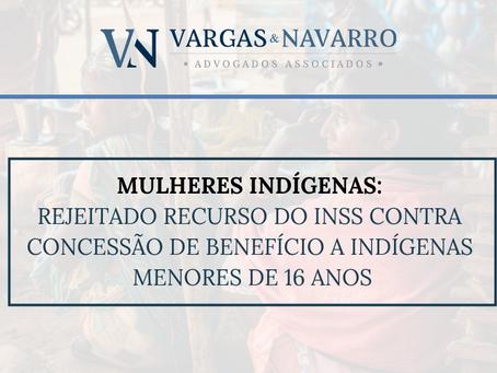 Rejeitado Recurso Contra Indígenas