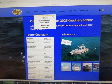 Club-Competition 2021 Zadar Kroatien
