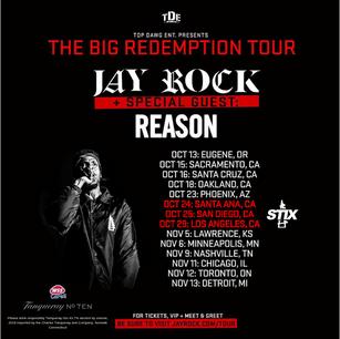 STIX Tour Flyer