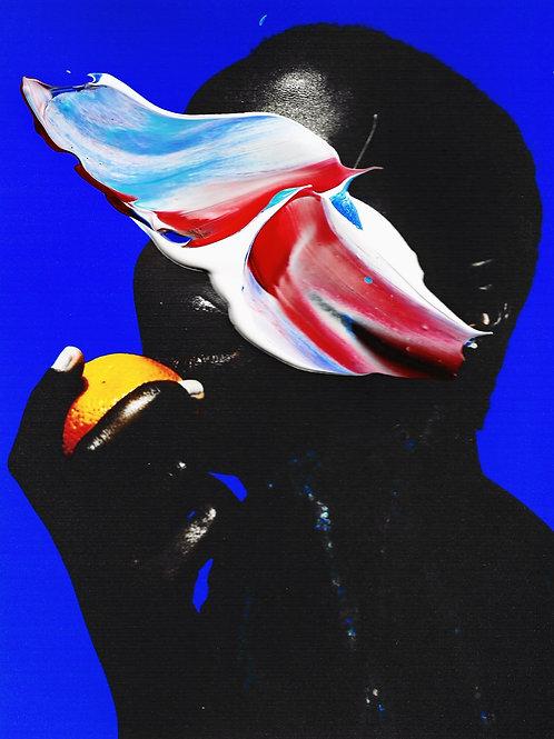 Colored & Black II