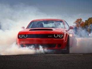 Dodge Unleashes the 2018 Challenger SRT Demon
