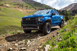 Chevrolet Reveals First-Ever Silverado ZR2