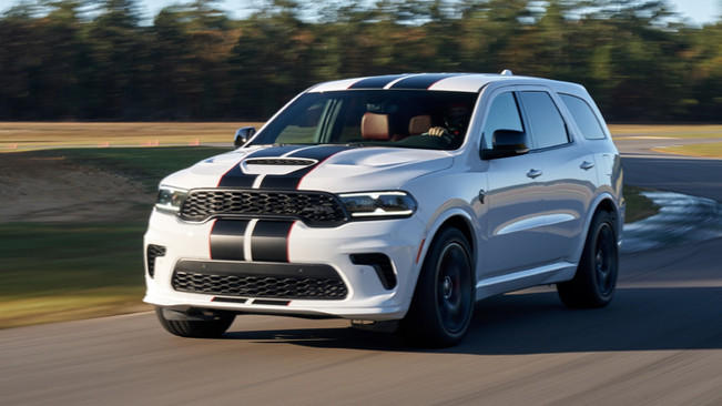 2021 Dodge Durango SRT Hellcat Begins Production