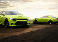 Dodge Adds Sublime to Color Options For 2019 Challenger and Charger