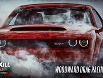 Roadkill Nights Brings Drag Racing and Thrill Rides Back to Woodward Avenue