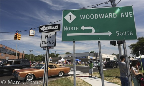 Crusin' Woodward - Past, Present, and Future