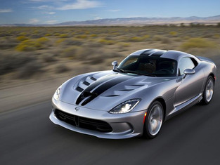 BREAKING NEWS: Dodge Announces New Models, Colors and Options for the 2015 Dodge Viper SRT Lineup