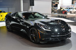 EVENTS: Corvette Stingray Stars in Captain America Sequel Shown in Chicago