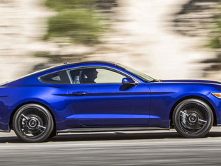 BREAKING NEWS: Mustang EcoBoost Uses Fake Engine Noise To Sound Less Like A 4 Cylinder