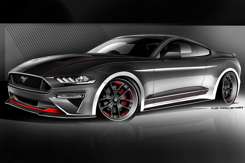 CGS Motorsports Mustang GT